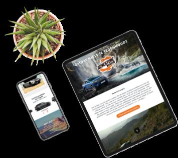 Communicatie Toyota Adventure | Brandpulse case mobile